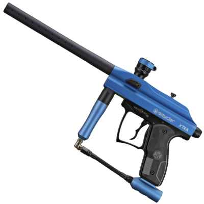 Kingmann Spyder Xtra Paintball Marker (Azul) | Paintball Sports