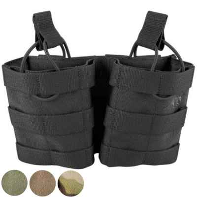 Tasmanian Tiger 2 SGL Mag Pouch BEL HK417 MKII | Paintball Sports