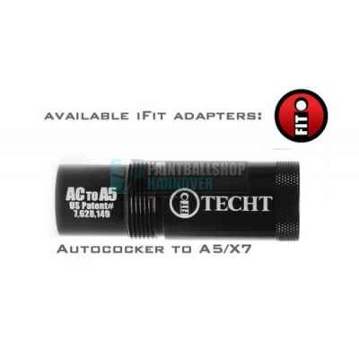 Adaptador TechT iFit (Cocker a A5) | Paintball Sports