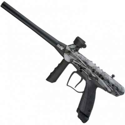 Marcador básico de paintball Tippmann Gryphon (cráneo negro) | Paintball Sports