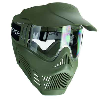 V-Force Armor Rental Paintball Thermal Mask (oliva) | Paintball Sports