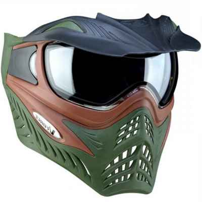 V-Force Grill Paintball Thermal Mask Ltd Edition (Terreno) | Paintball Sports