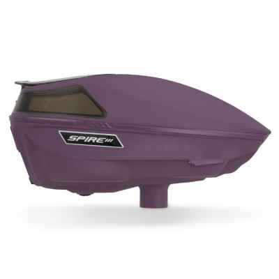 Virtue Spire 3 Paintball Hopper / Loader (Dark Slate Purple) | Paintball Sports