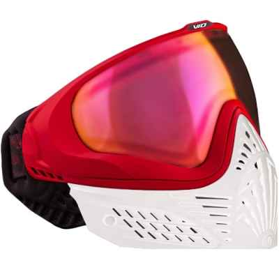 Virtue VIO EXTENDED Paintball Thermal Mask (fuego blanco)   Paintball Sports