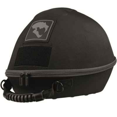WARQ Tactical Helmet Transport Estuche / Estuche (negro) | Paintball Sports