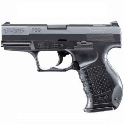 Pistola Walther P99 Airsoft (negra) | Paintball Sports