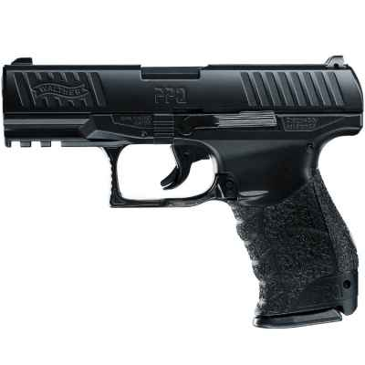 Pistola Walther PPQ Airsoft (negra) | Paintball Sports