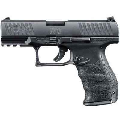 Pistola Paintball Walther PPQ M2 T4E RAM (Cal. 43) - Negro | Paintball Sports
