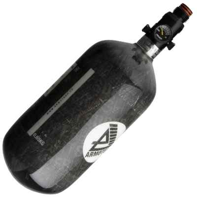 Combustible / Armotech Supralite 1.1 litros HP System 300 Bar | Paintball Sports