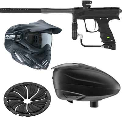Paquete de ahorro Proto MaXXed Rize Dye Power Package | Paintball Sports