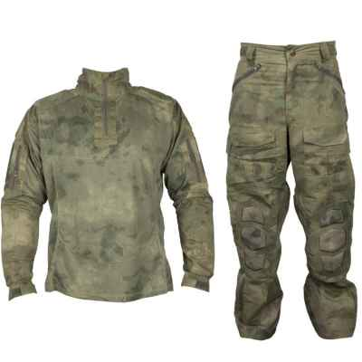 Spec-Ops Paintball Tactical Bundle 2.0 (Pantalones + Jersey) Forrest Green Camo | Paintball Sports
