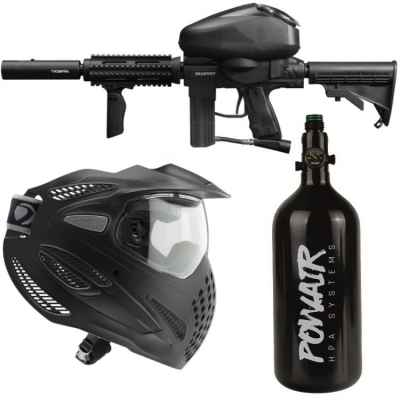 Tippmann Stryker AR1 Elite paquete económico de paintball / paquete de inicio | Paintball Sports