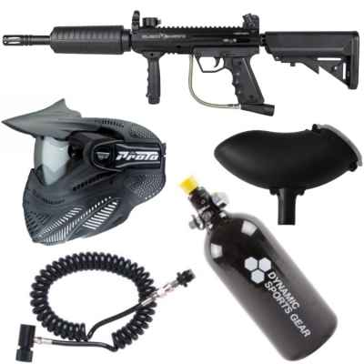 Valken SW-1 Blackhawk FOXTROT conjunto completo de paintball | Paintball Sports