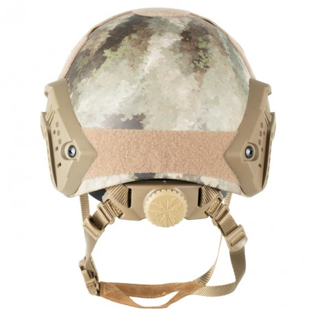 Casco DELTA SIX Tactical FAST MH para paintball / airsoft (A-Tacs AU) | Paintball Sports