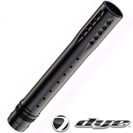 """DYE Ultralite Boomstick Running Front 12 """"(negro, mate) 