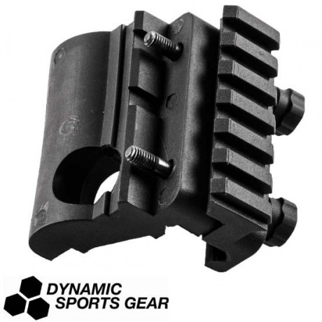 Adaptador Dynamic Sports Gear Rip Clip Loader para Dye DAM | Paintball Sports