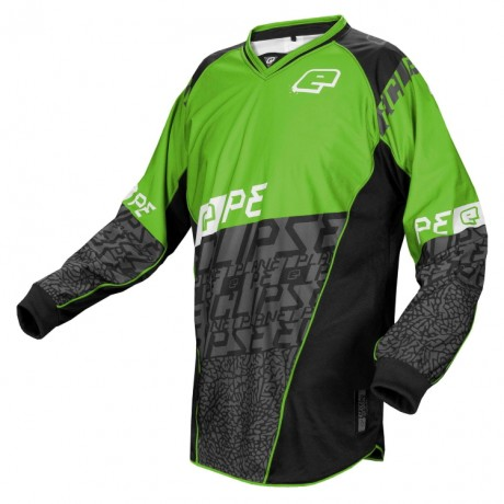 Planet Eclipse FANTM Painball Jersey Lizzard (verde) | Paintball Sports