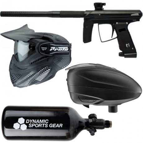MacDev Drone 2S Paintball Marker Sparpaket | Paintball Sports