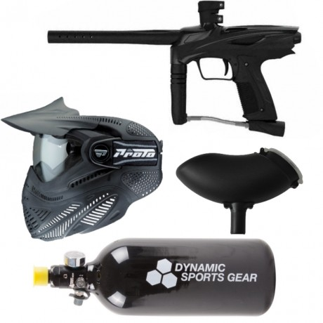 Piezas inteligentes eNMEy Paintball Sparpaket / Einsteigerpaket | Paintball Sports
