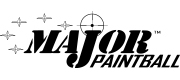 Paintball Produkt der Marke Major Paintball